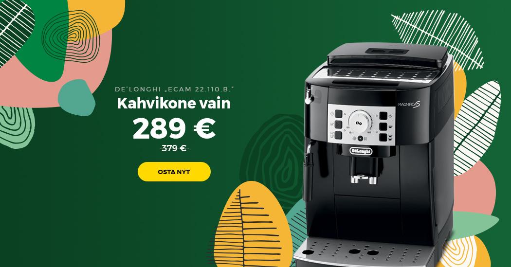 "Kahvikone De'Longhi ""ECAM 22.110.B"""