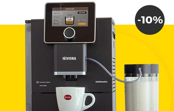 "Nivona ""CafeRomantica NICR 960"" -10%"