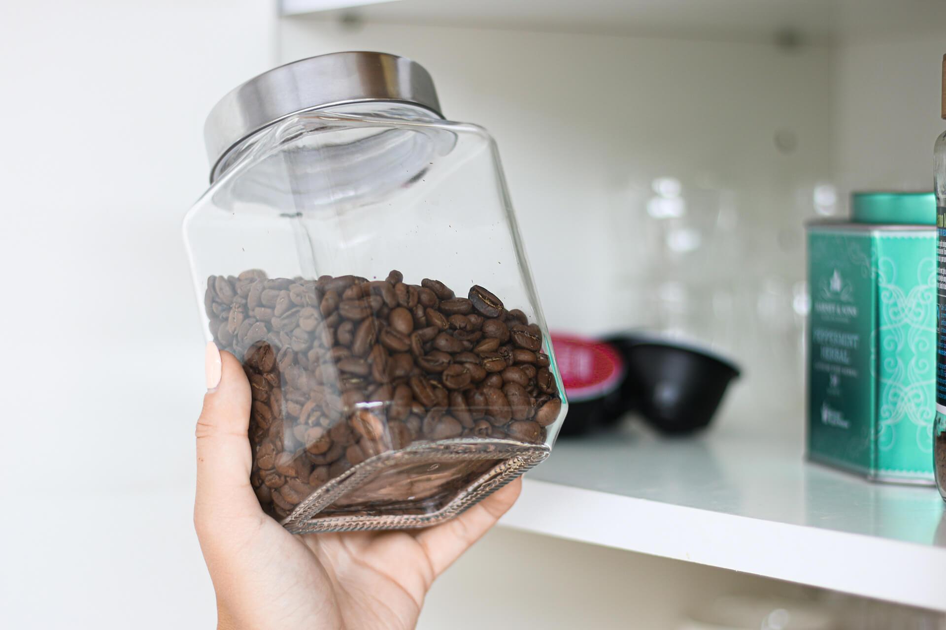 kuinka-kahvipavut-säilytetään