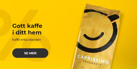 Kaffe erbjudanden
