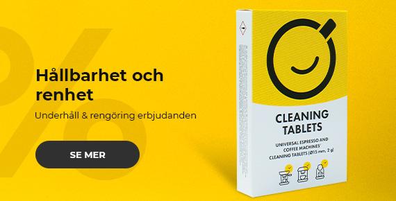Underhåll & rengöring erbjudanden