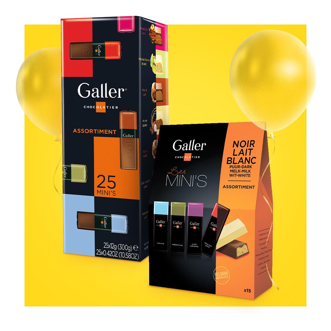 Galler valikoima -25%