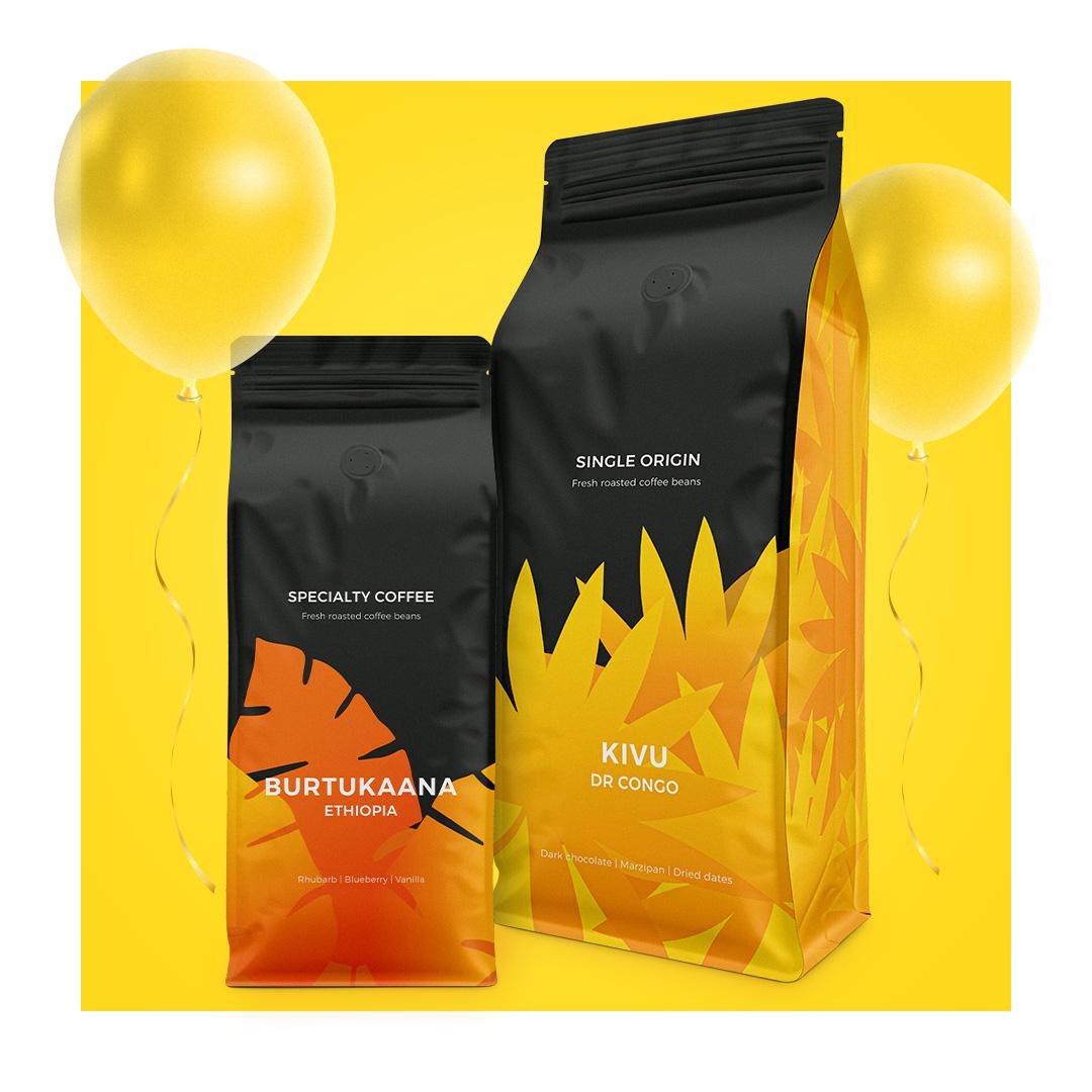 Specialty kahvit -25%