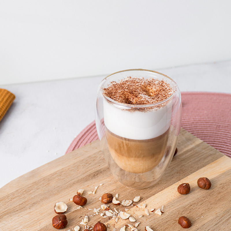 Pähkinä-latte