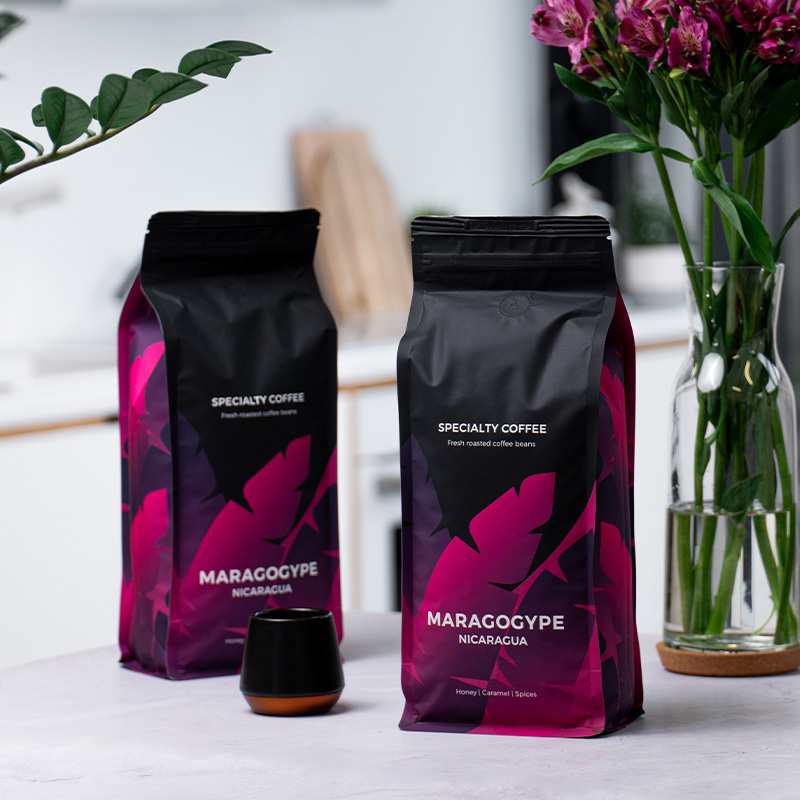 Specialty kahvipavut Nicaragua Maragogype
