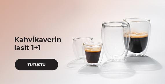 KahviKaverin lasit 1+1