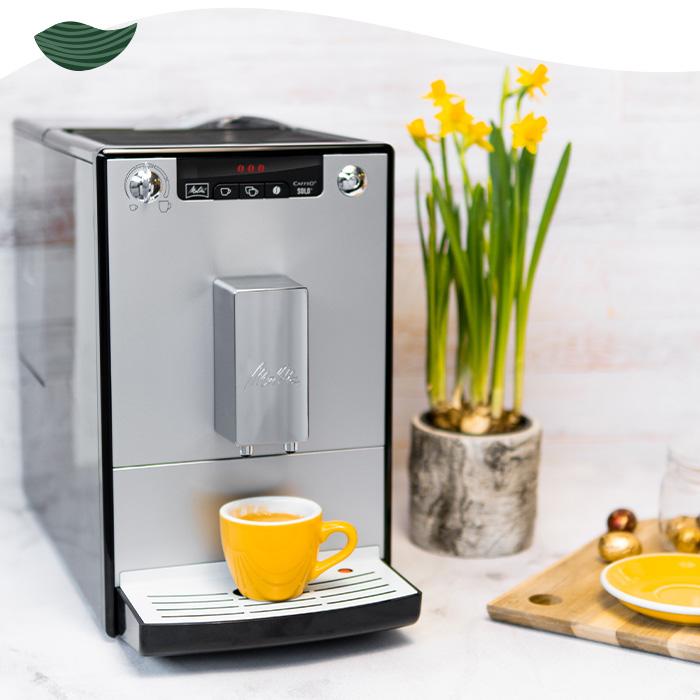 Melitta® Caffeo® Solo® ja Solo® & Milk sarjan kahvikoneet alkaen 289 €