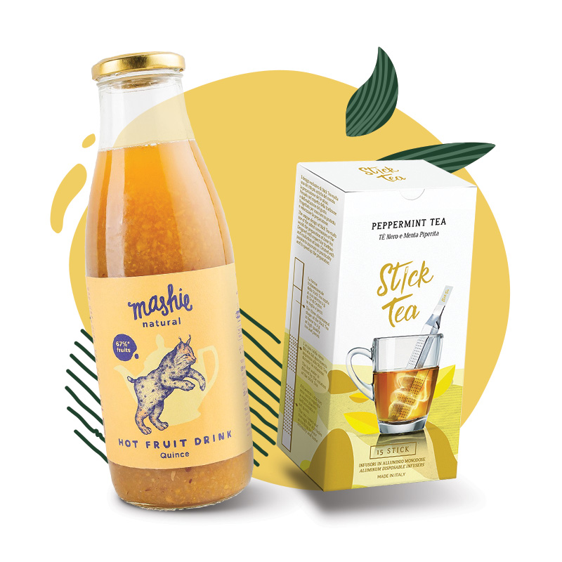 Nordic Berry & Stick Tea -20%