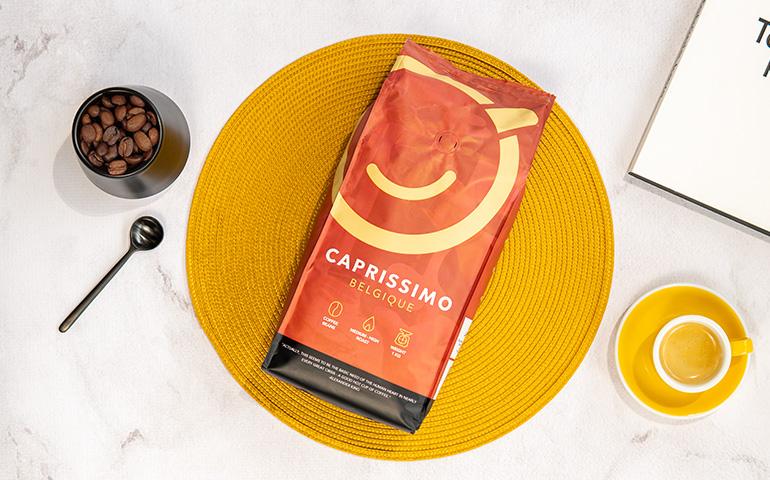 """Kahvipavut """"Caprissimo Belgique"""""""