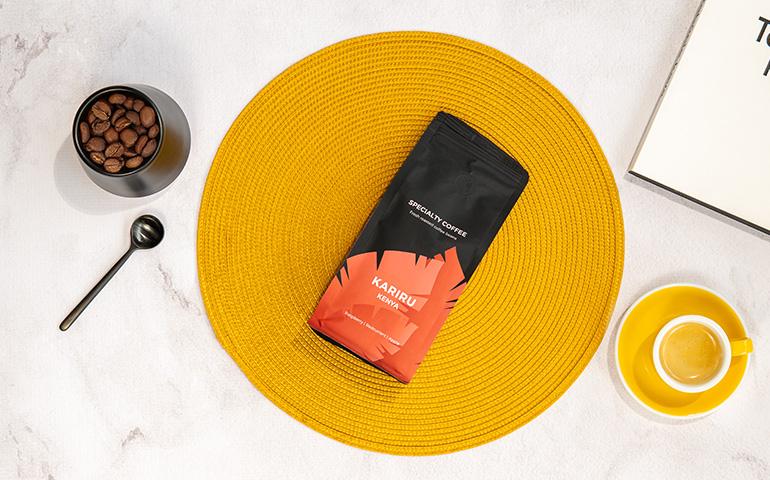 """Specialty kahvipavut """"Kenya Kariru"""""""