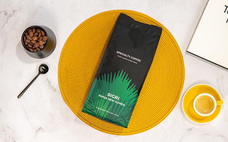 "Specialty kahvipavut ""Papua New Guinea Sigri"""