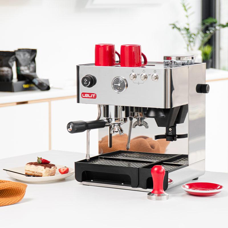 Puoliautomaattiset (manuaaliset) espressokoneet