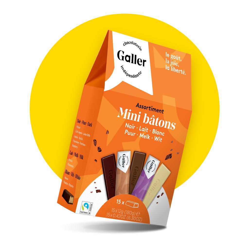 Galler suklaalajitelma -25%