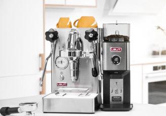 Paras espressokone kotiisi