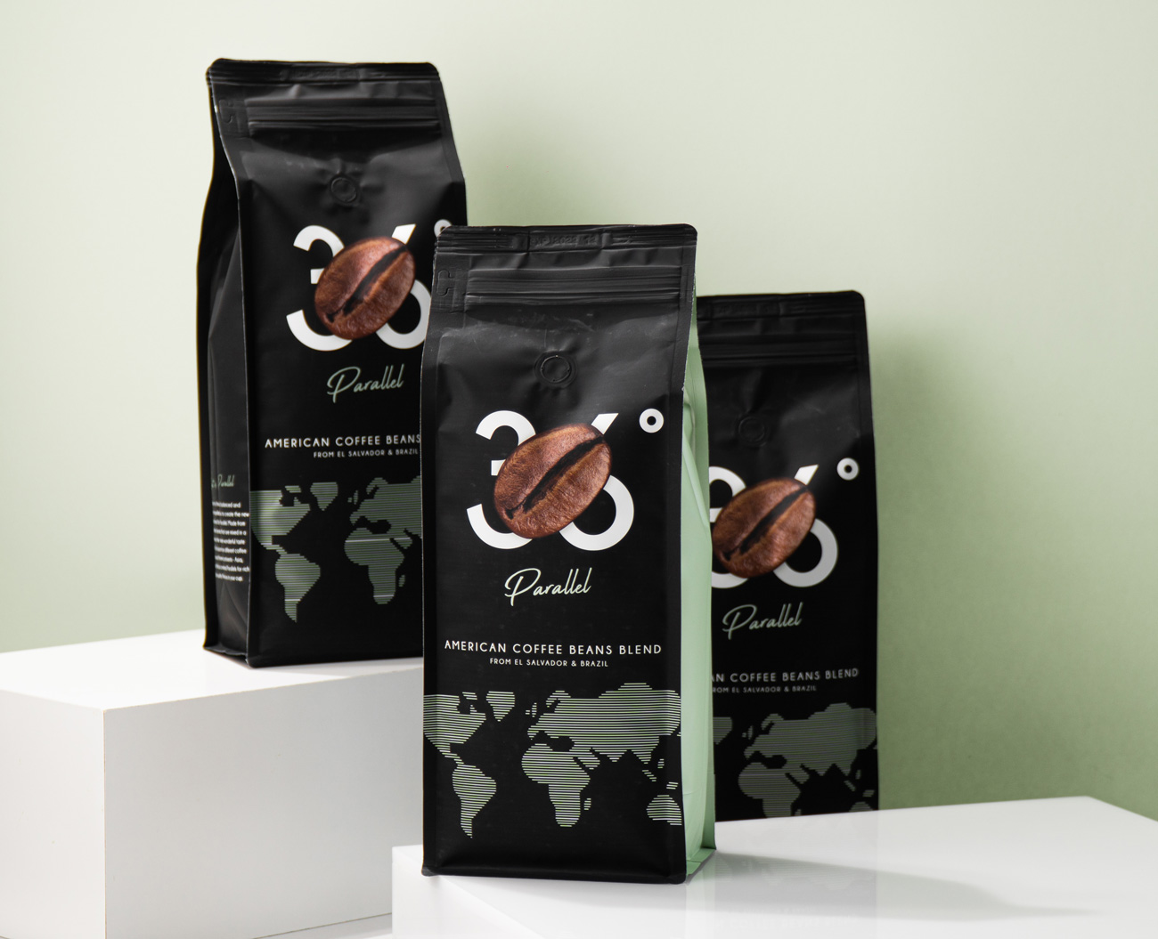 Parallel 36 kahvisetit
